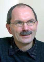 Bielefelder Oberbürgermeister-Kandidat der Grünen, Klaus Rees