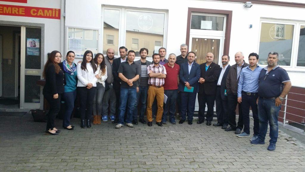 Bielefelder Moscheen laden ein zum Ramadan Event